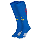 Calcetines FC Barcelona 2016-2017 Home (Azul oscuro)