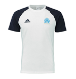 Camiseta Olympique Marseille 2016-2017 (Blanco)