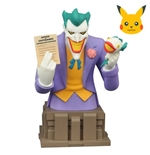 Batman La Serie Animada Busto Laughing Fish Joker EE Exclusive 15 cm