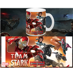 Captain America Civil War Taza Team Stark