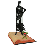 Tarot Witch of the Black Rose Estatua Femme Fatales Raven Hex 23 cm