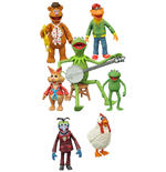 The Muppets Select Packs de 2 Figuras 13 cm Serie 1 Surtido (6)