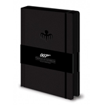 James Bond Libreta Premium A5 Spectre Octopus Logo