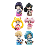 Sailor Moon Petit Chara Land Figuras 6 cm Surtido Ice Cream Party (6)