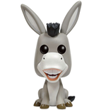 Shrek POP! Movies Vinyl Figura Donkey 9 cm