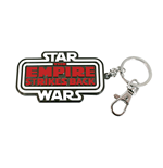 Star Wars Llavero metálico Empire Strikes Back Logo 7 cm