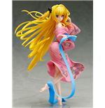 To Love-Ru Darkness Estatua PVC 1/8 Golden Darkness Yukata Ver. 21 cm