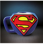 DC Comics Taza Shaped Superman Logo 13 cm