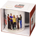 Taza Big Bang Theory - Group Portrait