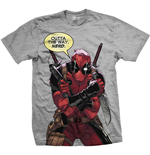 Camiseta Deadpool 214683