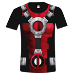 Camiseta Deadpool 214684