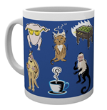 Taza Friends - Symbols