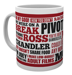 Taza Friends - Quotes