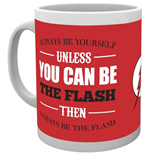 Taza Dc Comics - Flash - Be Yourself
