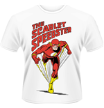 Camiseta Flash - Dc Originals - The Scarlet Speedster