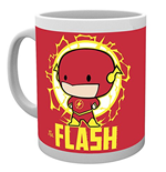 Taza Dc Comics - Justice League - Flash Chibi