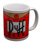 Taza Los Simpsons - Duff Beer
