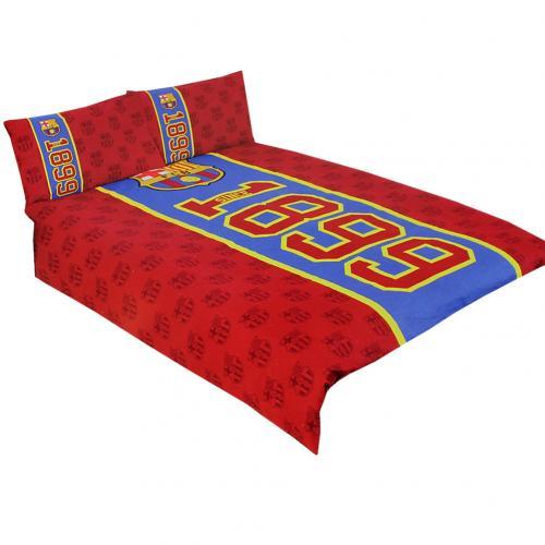 1c63639c41a5d Juego de cama doble FC Barcelona Original  Compra Online en Oferta