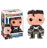 Captain America Civil War POP! Vinyl Cabezón Crossbones (Unmasked) 9 cm