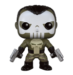 Marvel Comics POP! Marvel Vinyl Figura Punisher (Nemesis) 9 cm