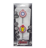 Marvel Comics Pack 2 Fundas para Llaves Iron Man & Captain America