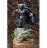 Marvel Comics Fine Art Estatua 1/6 Black Panther 31 cm