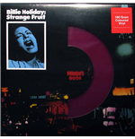 Vinilo Billie Holiday - Strange Fruit   Coloured Vinyl