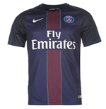 Camiseta Paris Saint-Germain 2016-2017 Home Nike de niño