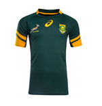 Camiseta Sur Africa Rugby 2016-2017 Home Springboks Home