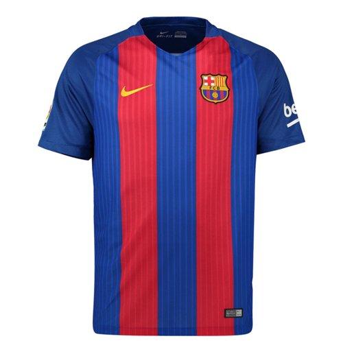 Compra Camiseta FC Barcelona 2016-2017 Home Nike de niño Original f15404b4237