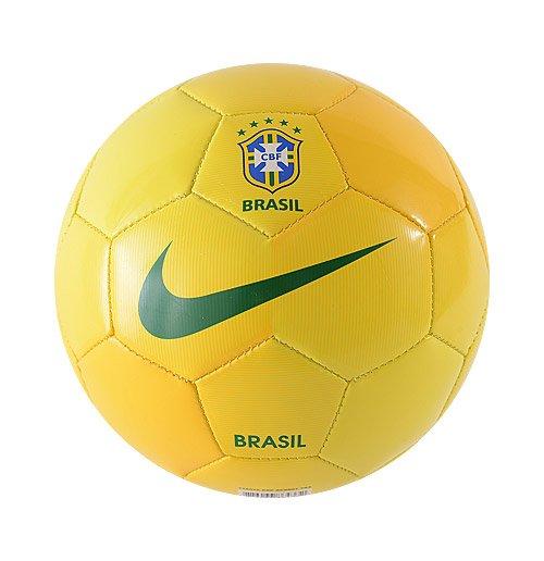 Compra Balón Fútbol Brasil Fútbol 2016-2017 (Amarillo) Original 404f4acee7b8e