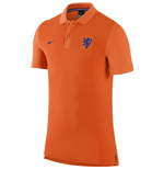 Polo Holanda 2016-2017 Nike Authentic GS Slim (Naranja)