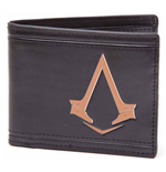 Cartera Assassins Creed - Copper Colour Logo Print