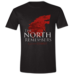 Camiseta Juego de Tronos (Game of Thrones) - The North Remembers