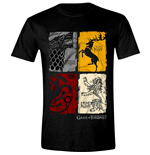 Camiseta Juego de Tronos (Game of Thrones) 218418