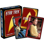 Cartas Star Trek - Cast