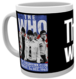 Taza The Who 218560