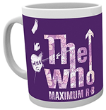 Taza The Who 218562