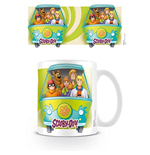Taza Scooby-Doo - Mistery Machine