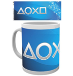 Taza PlayStation 218617