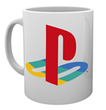 Taza PlayStation - Logo Colour