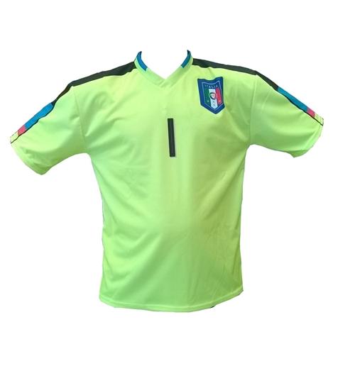 Compra Camiseta Italia Euro 2016 réplica Buffon 1 Original c7e548af4504b