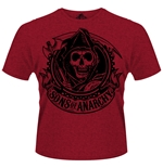 Camiseta Sons of Anarchy 218802