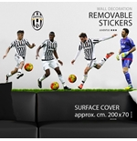 Vinilo decorativo para pared Juventus 218881