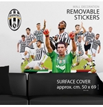 Vinilo decorativo para pared Juventus 218883