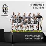 Pegatina para pared Juventus Full Team