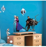 Vinilo decorativo para pared Frozen 218887