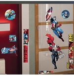 Vinilo decorativo para pared The Avengers 218905
