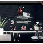 Vinilo decorativo para pared Star Wars 218908