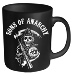 Taza Sons of Anarchy Reaper
